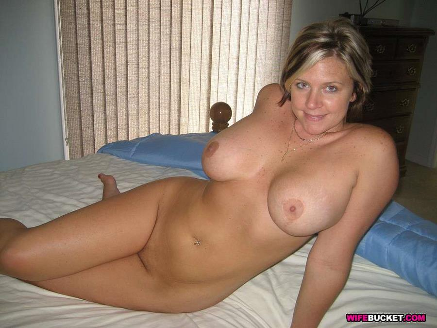 Amature big tit wife