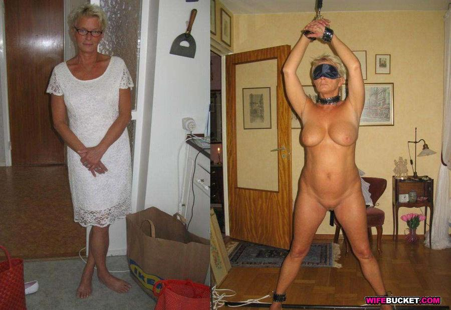 Think, Amateur swinger wife before and after