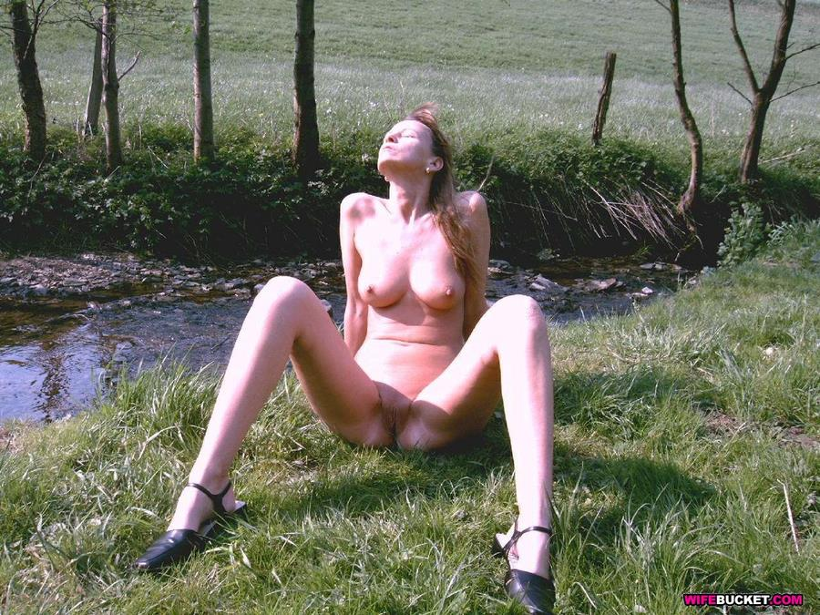 outdoor sex wife Amateur