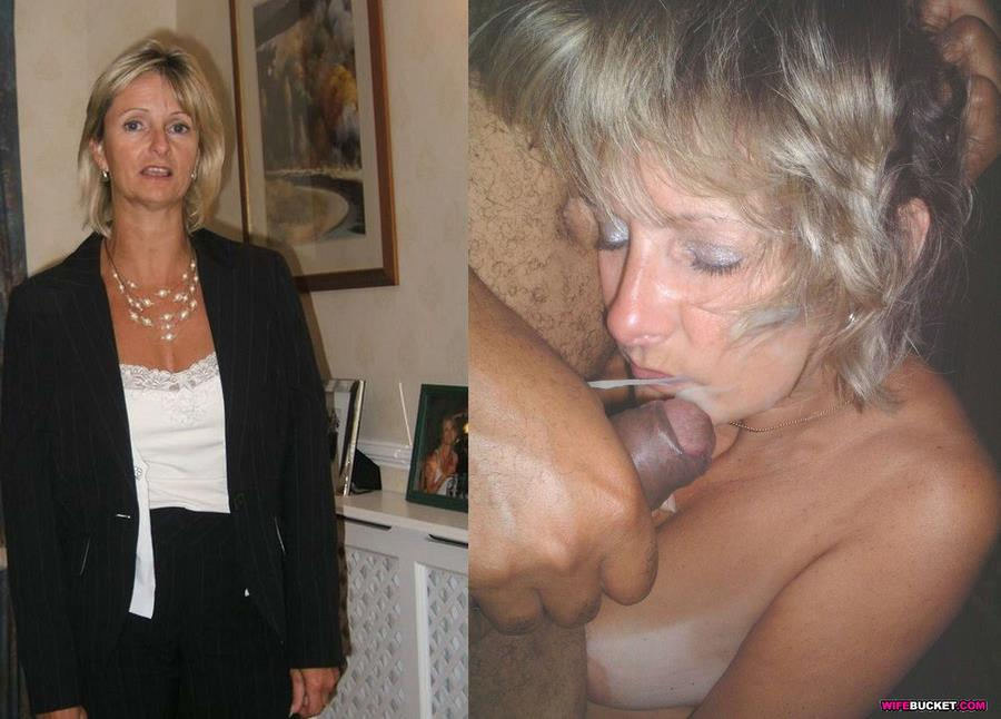 Delightful Milf nude wife before after can