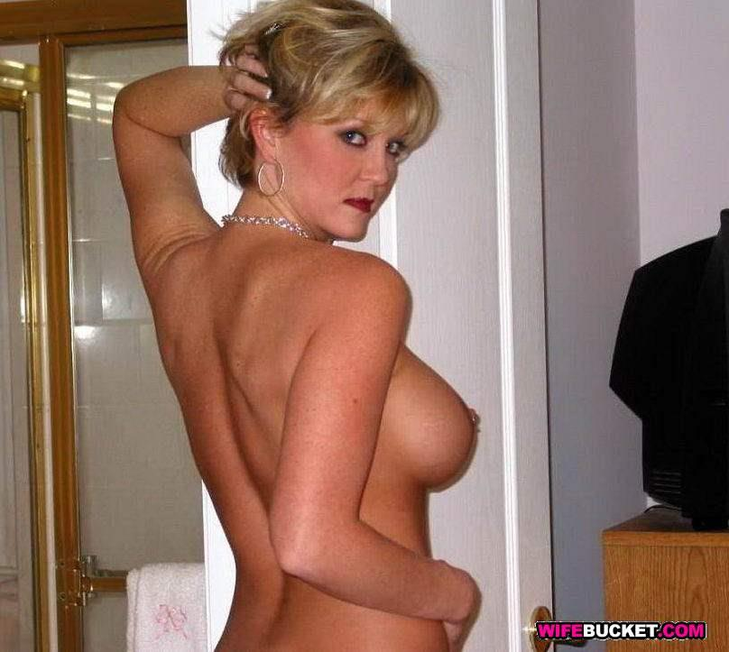 Nude wives amateur mature