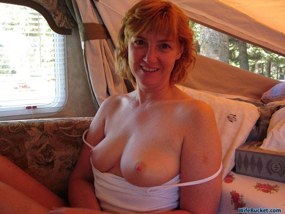 Amateur wife taking load and verified 7