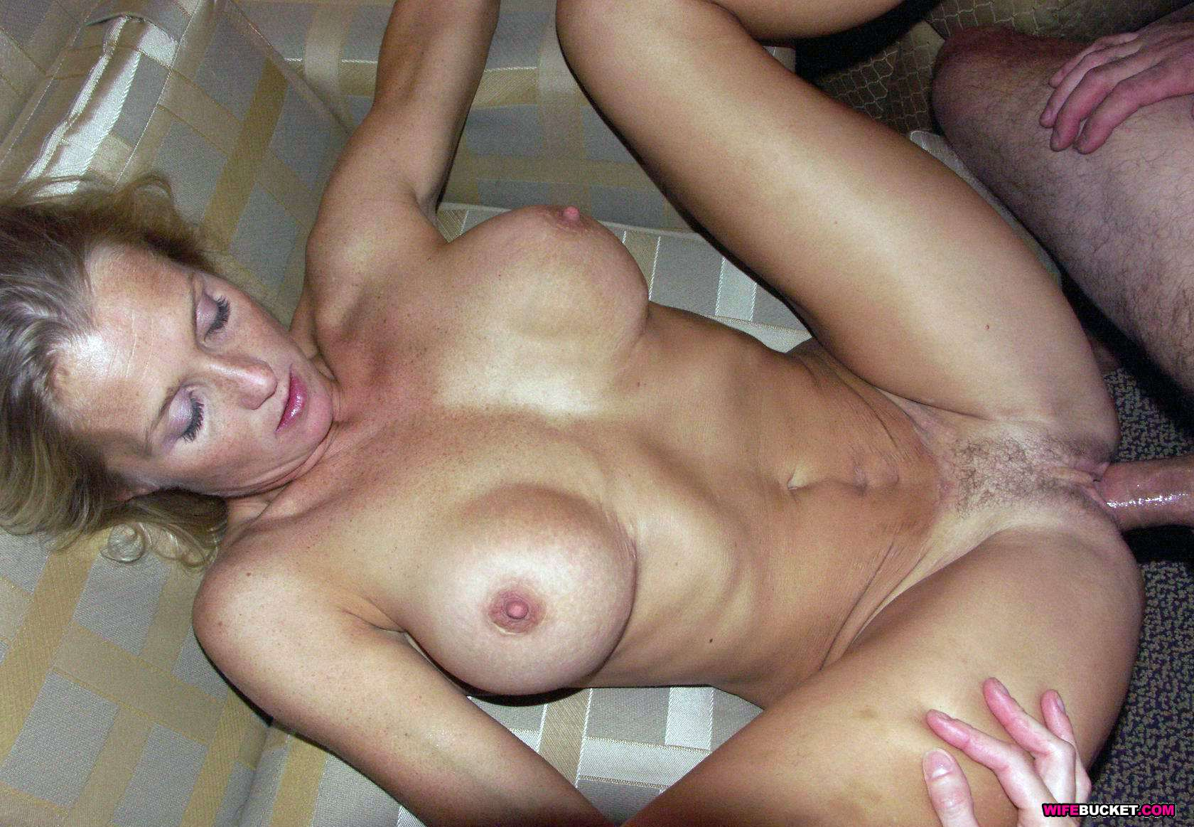Have Sexy amateur blonde wife
