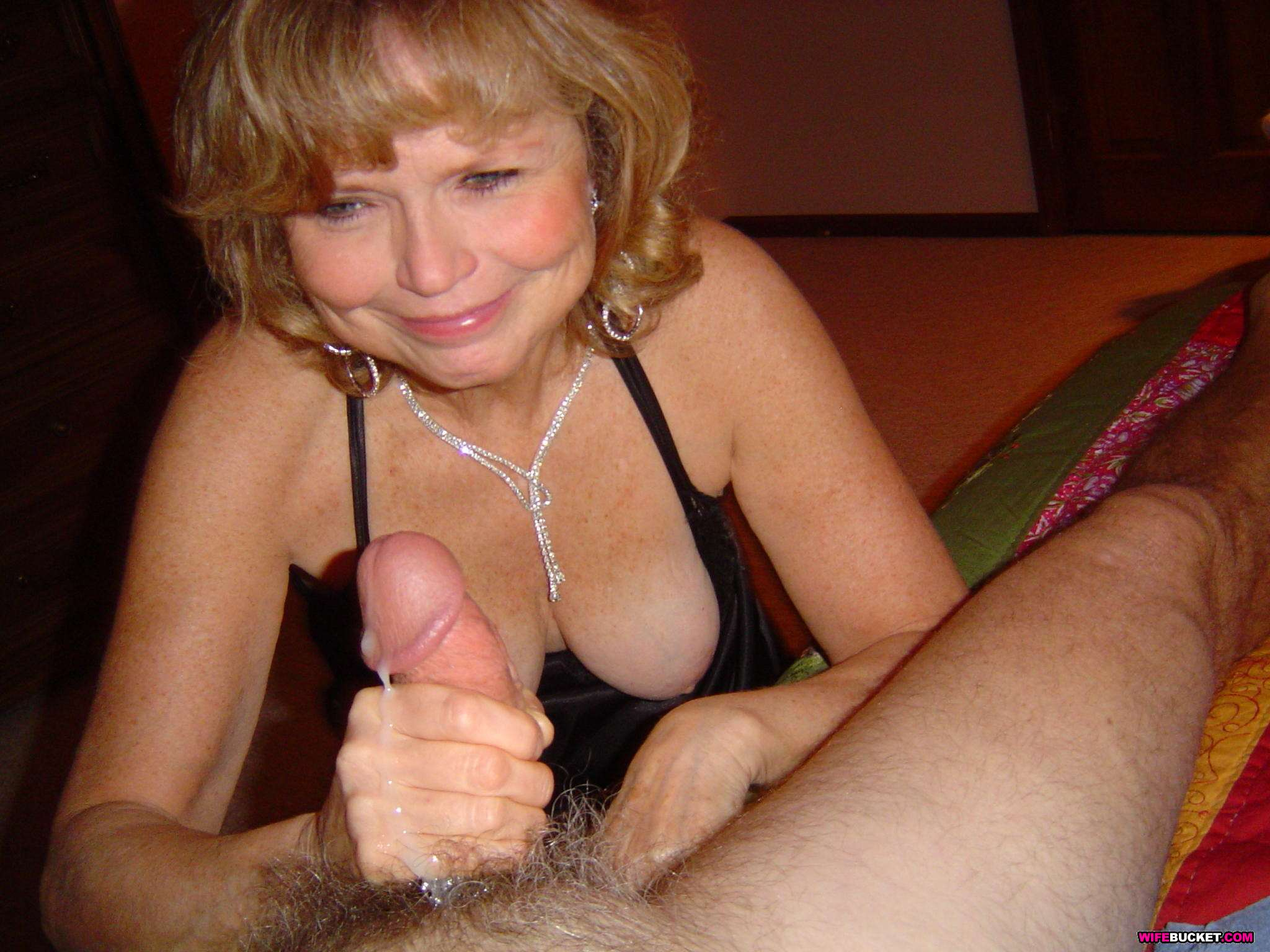Ama gran loves big cock 9