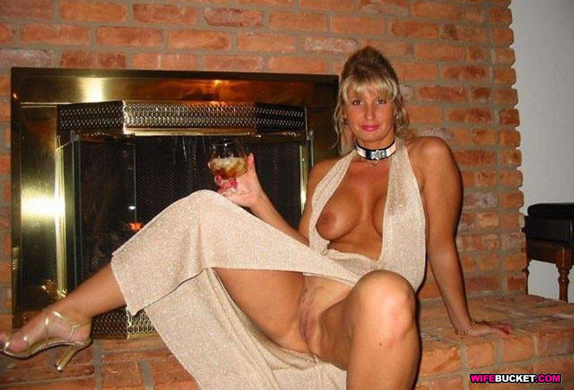 Mature amateur wife bucket party you
