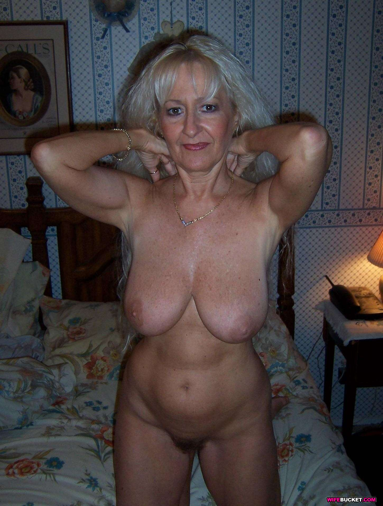 Really my sexy mature wife has